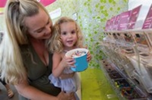 Existing Self-Serve Frozen Yogurt Store